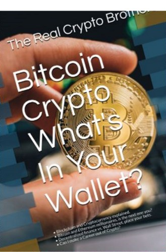 Bitcoin Crypto What's In Your Wallet?