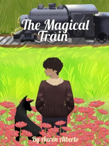 The Magical Train (Aarthscape) by Aaron Alberto