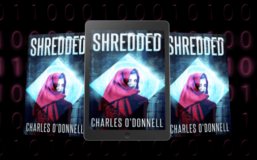 Shredded Promo Graphic 1