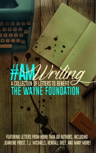 Book Cover: #AmWriting