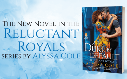Promo Graphic 1 - A Duke By Default by Alyssa Cole