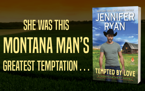 Promo Graphic 1 - Tempted By Love by Jennifer Ryan