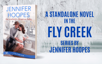Promo Graphic - The Cowboy's Christmas Baby by Jennifer Hoopes - 1