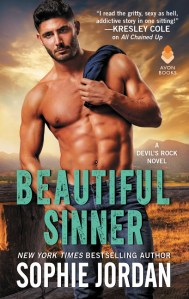 Book Cover: Beautiful Sinner