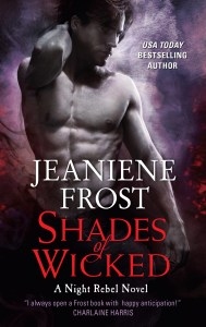 Book Cover: Shades of Wicked