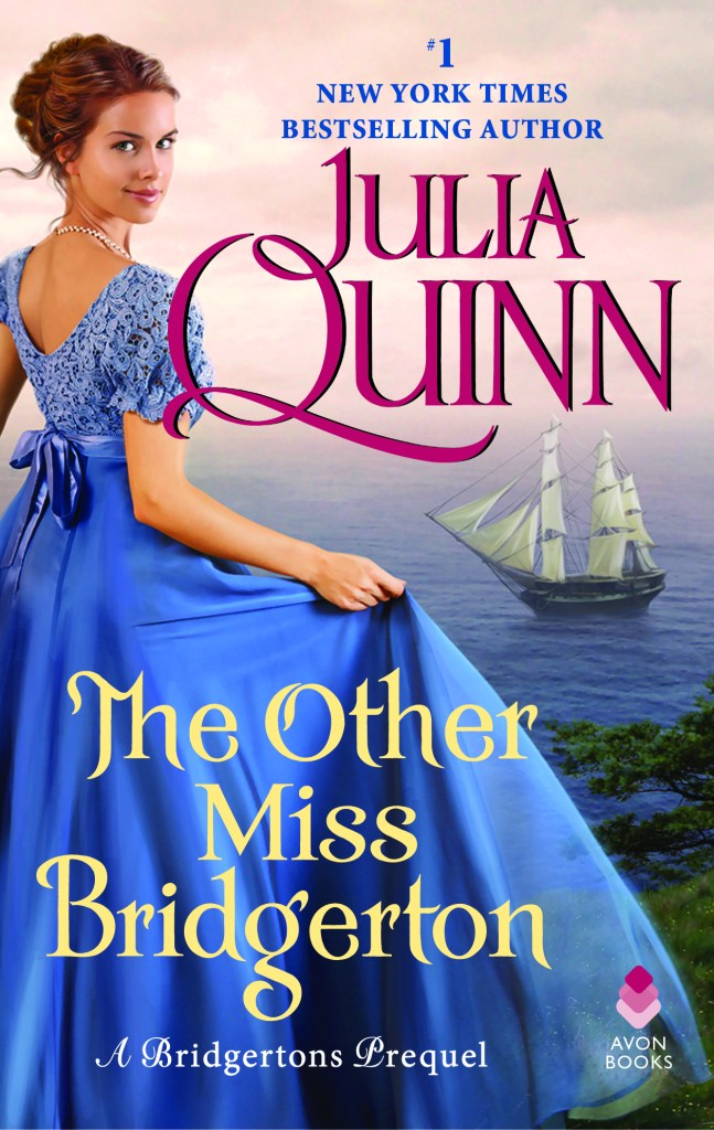 Book Cover: The Other Miss Bridgerton