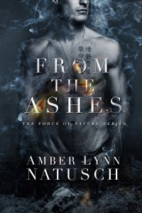 Book Cover: From the Ashes