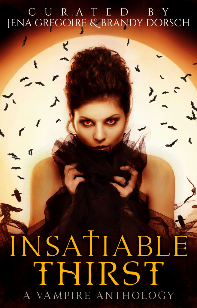 Book Cover: Insatiable Thirst
