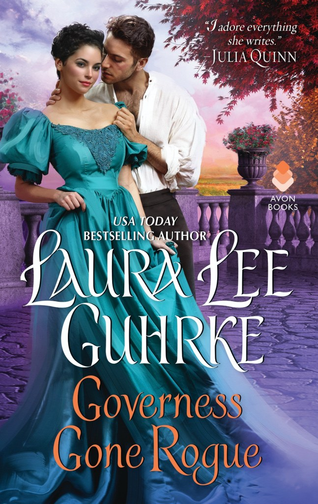 Book Cover: Governess Gone Rogue