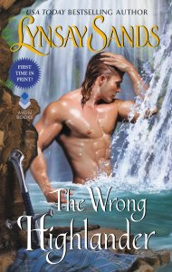 Book Cover: The Wrong Highlander