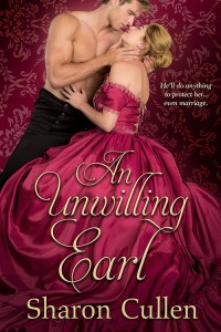 Book Cover: An Unwilling Earl
