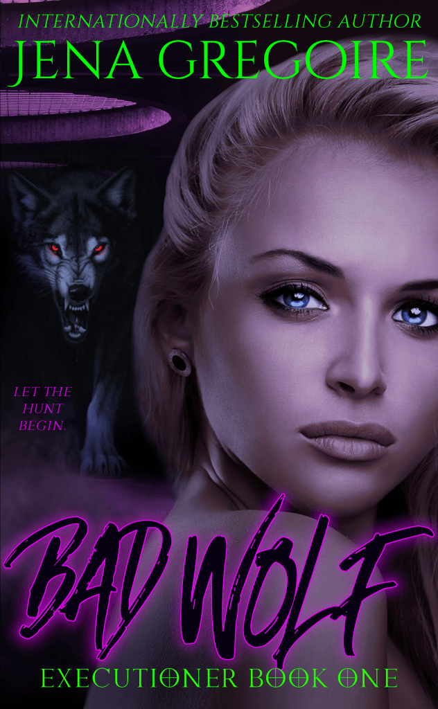 Book Cover: Bad Wolf