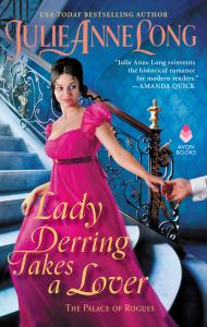 Book Cover: Lady Derring Takes a Lover