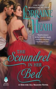 Book Cover: The Scoundrel In Her Bed