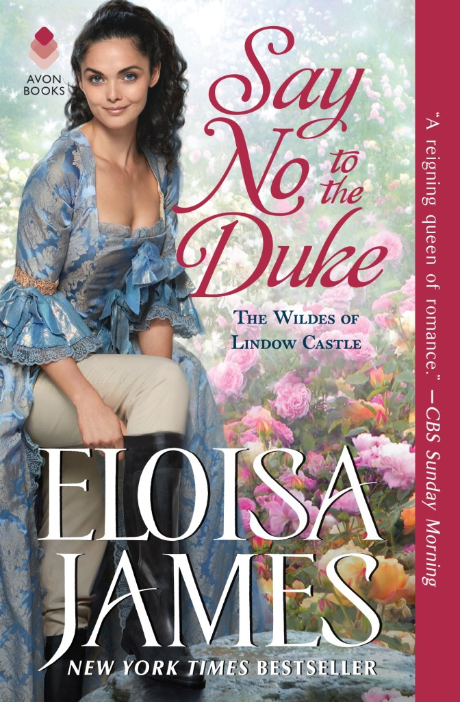 Book Cover: Say No to the Duke