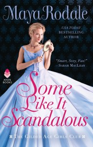Book Cover: Some Like It Scandalous