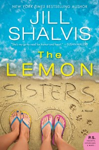 Book Cover: The Lemon Sisters