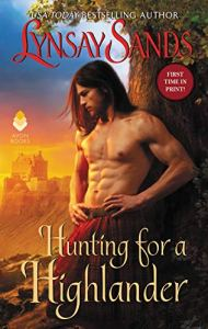 Book Cover: Hunting for a Highlander