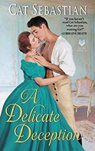 Book Cover: A Delicate Deception