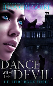 Book Cover: Dance With the Devil