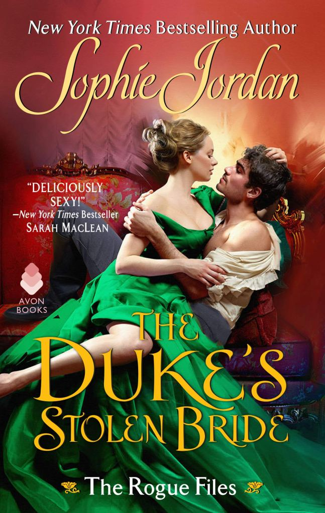 Book Cover: The Duke's Stolen Bride