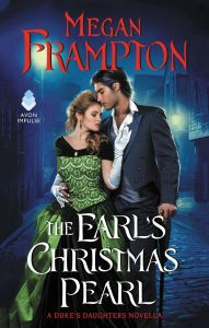 Book Cover: The Earl's Christmas Pearl