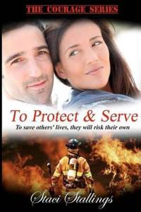 Book Cover: To Protect & Serve