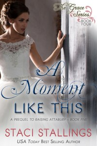 Book Cover: A Moment Like This