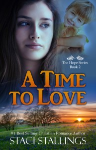 Book Cover: A Time to Love