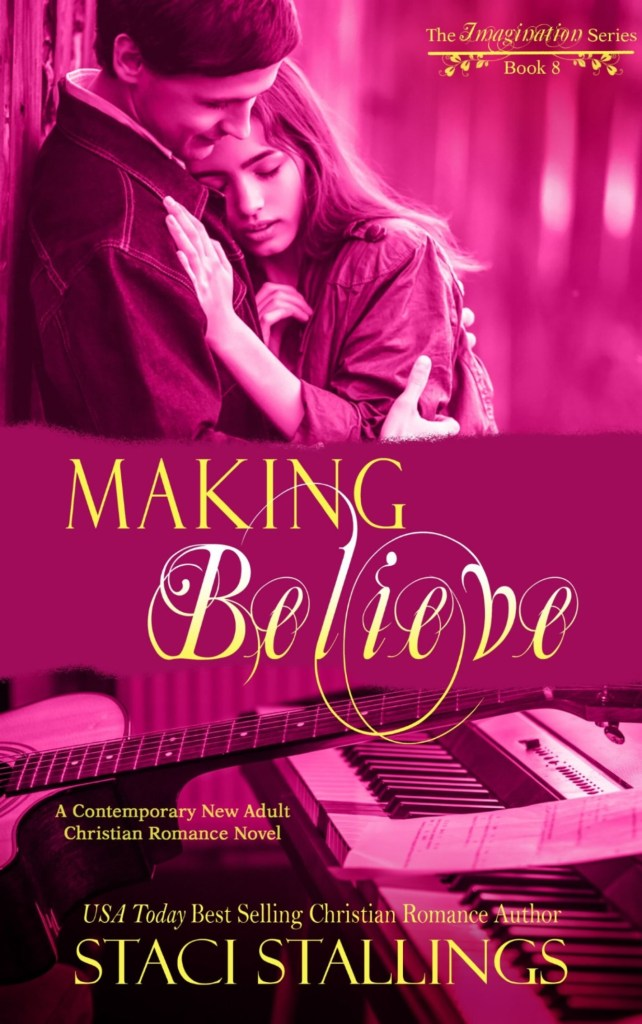 Book Cover: Making Believe