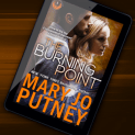 Promo Graphic - Cirlce of Friends 1.0 - The Burning Point by Mary Jo Putney - 2