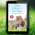 Promo Graphic - Falling For Mr. Right by Melissa McClone - 1