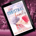 Promo Graphic - Mountain Rescue Romance 5.0 - His Christmas Family by Melissa McClone - 2