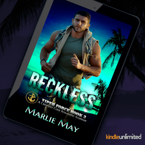 Promo Graphic - Reckless by Marlie May - 5