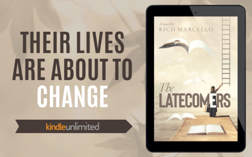 Promo Graphic - The Latecomers by Rich Marcello - 1