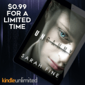 Promo Graphic - Uncanny by Sarah Fine - 21