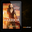 Promo Graphics - Immortal Dealers 3.0 - The Warrior by Sarah Fine - 2
