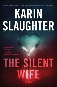 Book Cover: The Silent Wife