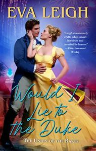 Book Cover: Would I Lie to the Duke