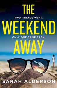 Book Cover: The Weekend Away