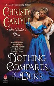 Book Cover: Nothing Compares to the Duke
