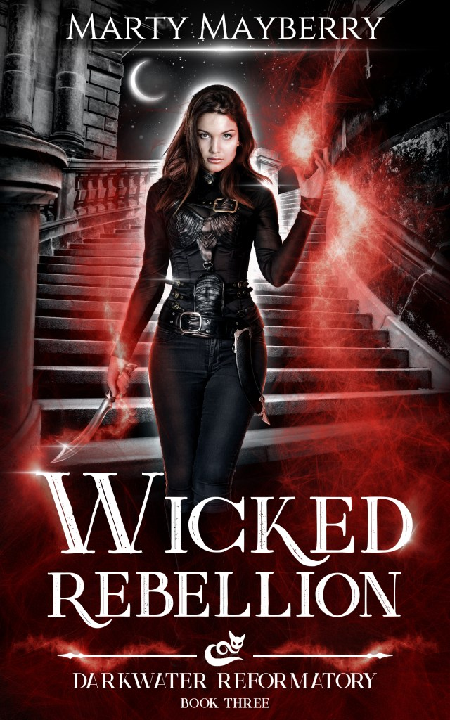 Book Cover: Wicked Rebellion