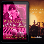 New Release! Check out this giveaway from WHEN YOU SING A LOVE SONG by Staci Stallings!