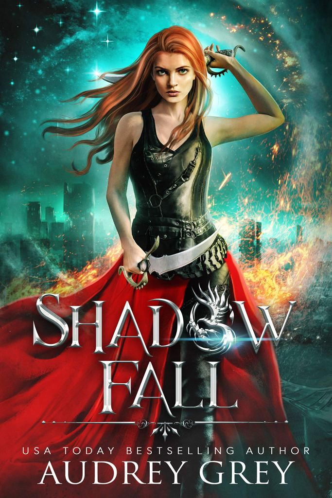 Book Cover: Shadow Fall