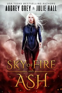 Book Cover: Sky of Fire and Ash
