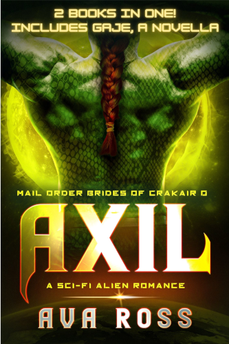 Book Cover: Axil