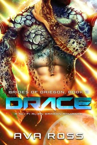 Book Cover: Drace