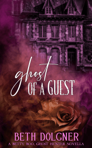 Book Cover: Ghost of a Guest