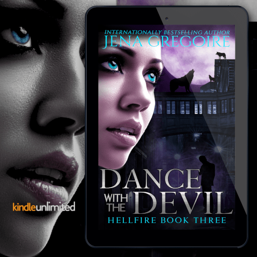 New Release! Check out this excerpt from DANCE WITH THE DEVIL by Jena Gregoire! Free ebook offer included!