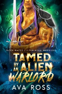 Book Cover: Tamed By an Alien Warlord